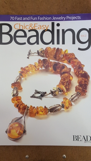 BOOK; CHIC & EASY BEADSING VOL.2