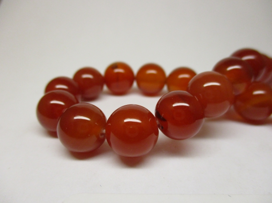 Red Agate 6mm +/-64pcs