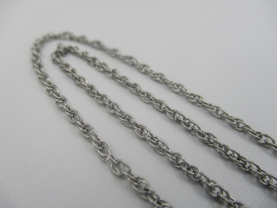 Stainless Steel 1m Chain 1.5mm