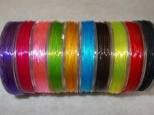 Elastic 0.6mm Mix 10x10m