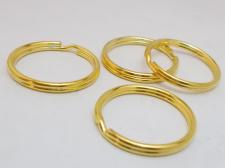Split Ring 23mm Brass 100pcs