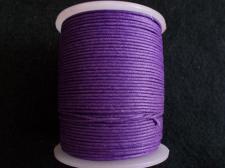 Wax Cord 1.0mm Purple 100m