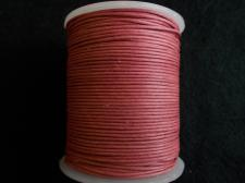 Wax Cord 1.0mm Burgundy 100m