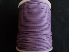 Wax Cord 1.5mm Mauve 100m