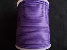 Wax Cord 1.5mm Purple 100m