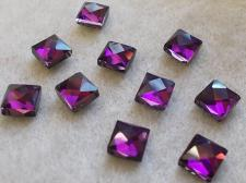 HotFix SQR 6mm 10pcs Purple