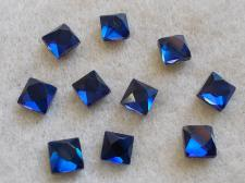 HotFix SQR 6mm 10pcs Blue