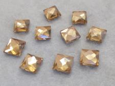 HotFix SQR 8mm 10pcs Gold