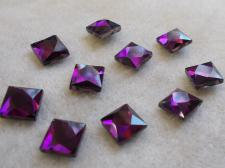 HotFix SQR 8mm 10pcs Purple