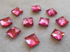 HotFix SQR 8mm 10pcs Pink