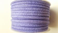 Flat Suede Cord +/-24m Purple