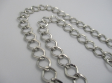 Chain 10x8mm link 1m