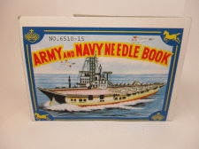 Army And Navy Needle Book (No:6510-15) 19pcs