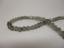 Crystal BIC 4mm Grey +/-100pcs