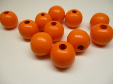 PASTEL WOOD 10MM 125G ORANGE