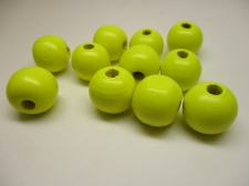 PASTEL WOOD 10MM 125G YELLOW