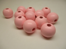 PASTEL WOOD 12MM 125G LT PINK