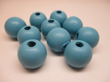 PASTEL WOOD 12MM 125G BLUE