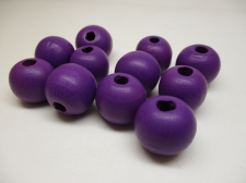PASTEL WOOD 12MM 125G PURPLE