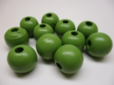 PASTEL WOOD 20MM 125G GREEN