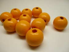 PASTEL WOOD 20MM 125G LT ORANGE
