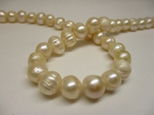 FRESH WATER PEARL +/-50PCS 10MM