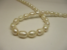 FRESH WATER PEARL+/-46PCS 6MM