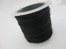 Hemp Cord 2mm (No390.6) +/-5m Brown