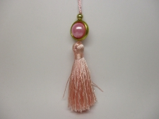 Tassels 5pcs #2 Pink