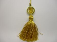 Tassels 5pcs #3 Gold