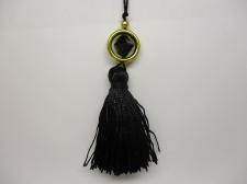 Tassels 5pcs #3 Black