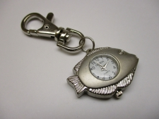 WATCH FACE KEY CHARM FISH