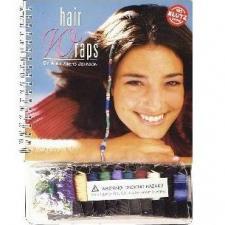 HAIR WRAPS. THE BOOK
