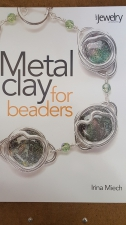 BOOK; METAL CLAY  (ART JEWELRY PRODUCTS)