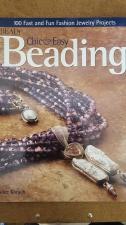 BOOK; CHIC & EASY BEADING  (BEAD & BOTTON)