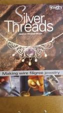 BOOK; SILVER THREADS (ART JEWELRY MAGAZINE)