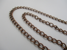 Chain 6x4mm link 1m