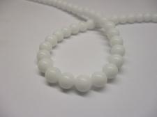 White Porcelain 6mm +/-65pcs