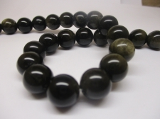 Obsidian 12mm +/-33pcs