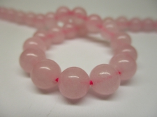 Rose Quartz 8mm +/-48pcs