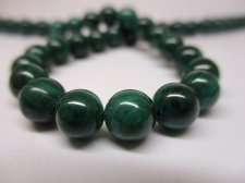 Malachite 6mm +/-59pcs