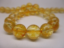 Citrine 8mm +/-45pcs