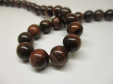 Tiger Eye Red 10mm +/-38pcs