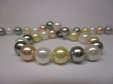 Shell Pearl 6mm +/-60pcs