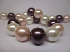 Shell Pearl 12mm +/-33pcs