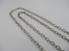 Chain 5x3mm link 1m