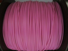 Telephone Wire 0.9mm +/-450m Pink