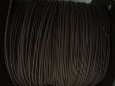 Telephone Wire 0.9mm +/-450m Brown