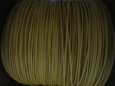 Telephone Wire 0.9mm +/-450m Dk Yellow
