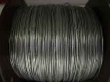 Telephone Wire 0.9mm +/-450m Clear Silver
